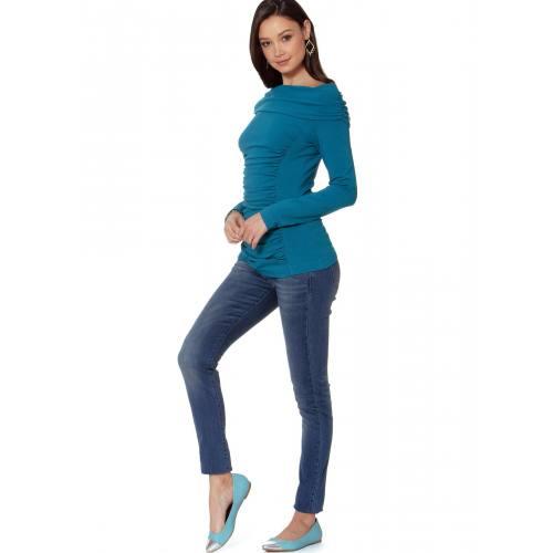 Patron Mc Call's M7467 : Haut, tunique et robes pour jeune femme 34-42