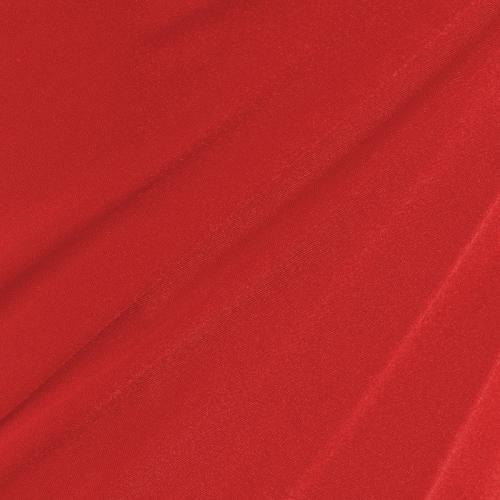 Lycra rouge satiné