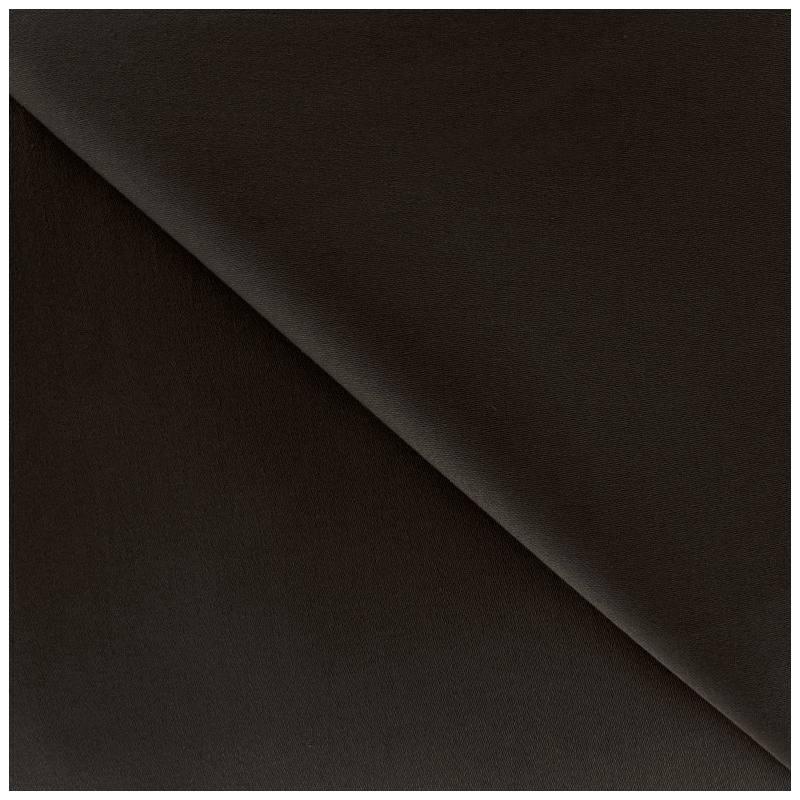 gabardine satin marron fonc pas cher tissus price. Black Bedroom Furniture Sets. Home Design Ideas