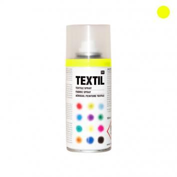 Accessoires loisirs cr atifs pas chers mercerie en ligne tissus price for Peinture jaune fluo