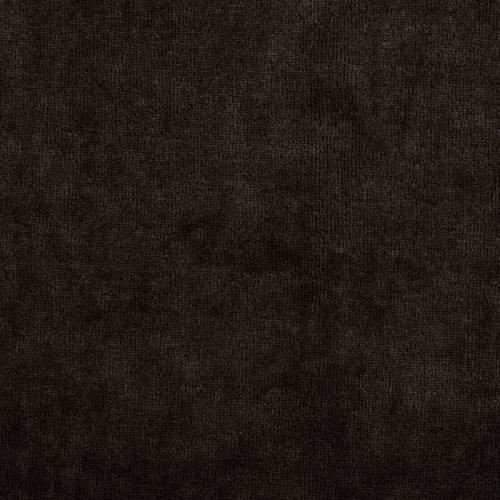 Velours extensible marron