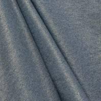 Jersey bleu pailleté