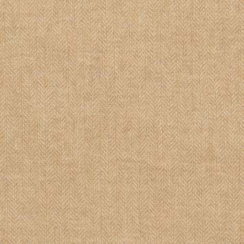 Lainage beige motif chevron