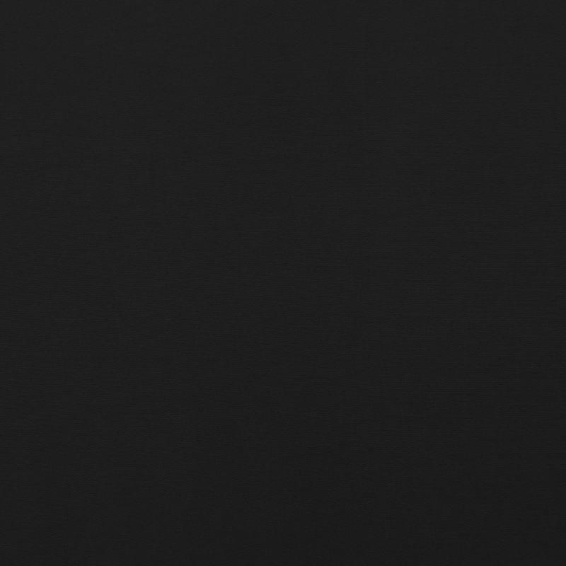 Gabardine de coton noire