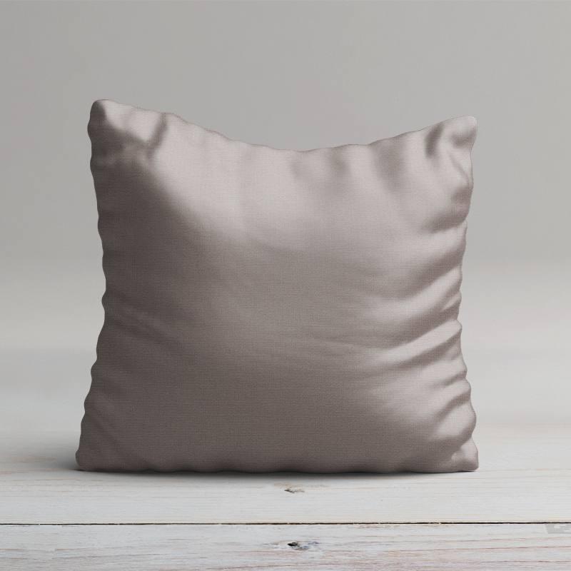 Tissu coton taupe grande largeur
