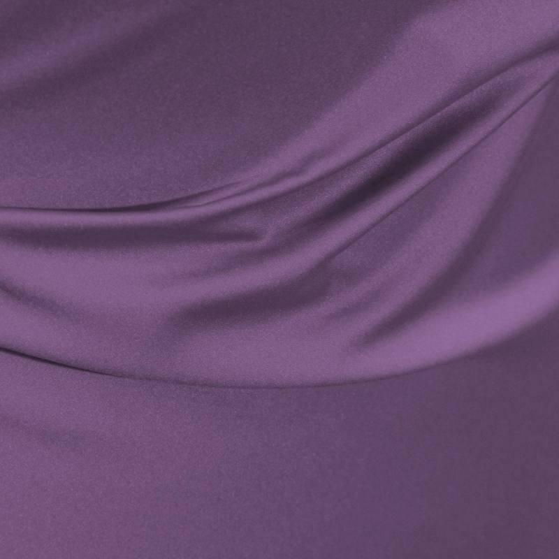 satin microfibre royal am thyste pas cher tissus price. Black Bedroom Furniture Sets. Home Design Ideas