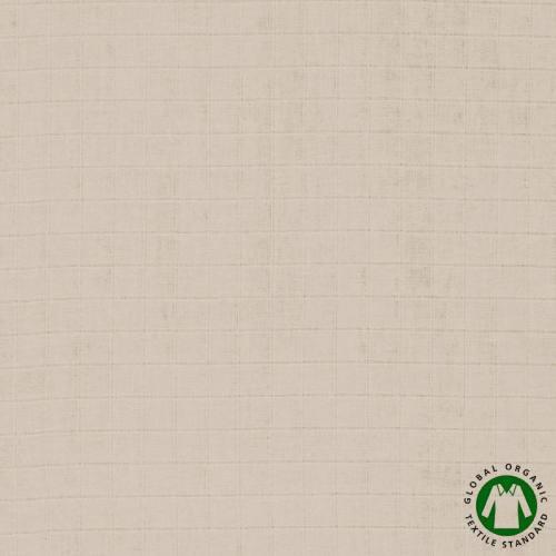 Coton tétra bio naturel