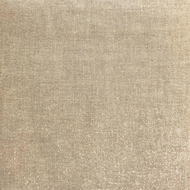 toile aspect lin lurex or grande largeur pas cher tissus price. Black Bedroom Furniture Sets. Home Design Ideas