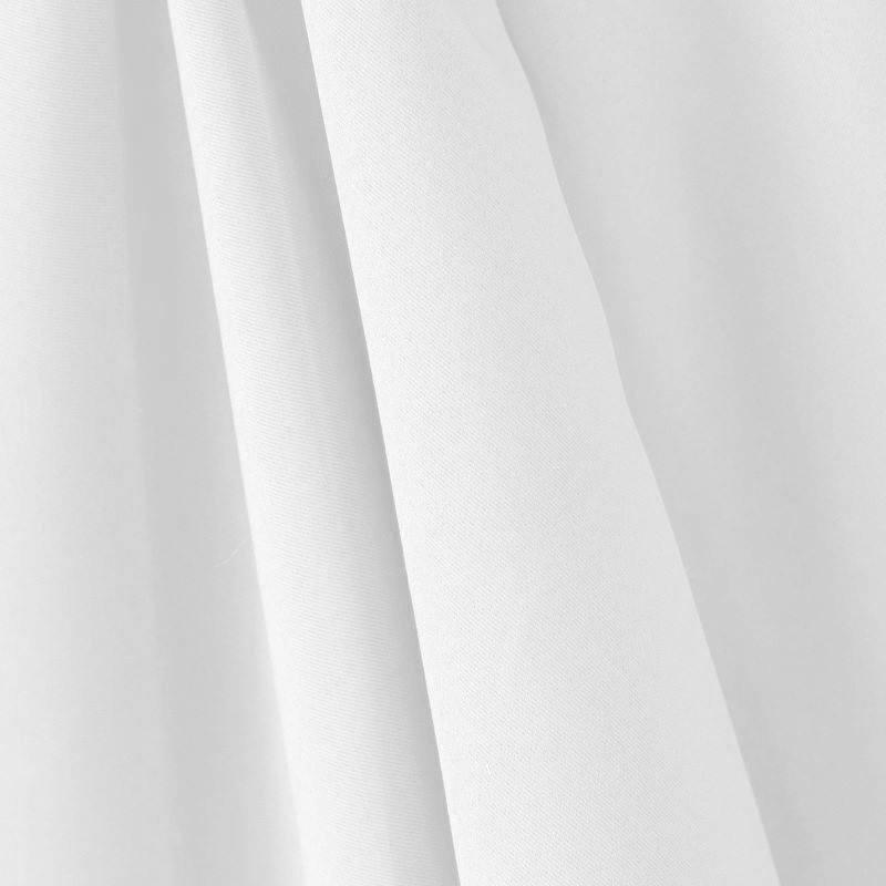 tissu occultant non feu grande largeur blanc gris pas. Black Bedroom Furniture Sets. Home Design Ideas