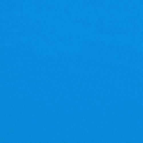 Burlington infroissable bleu céruléen