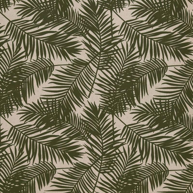 toile polycoton imprim jungle vert pas cher tissus price. Black Bedroom Furniture Sets. Home Design Ideas