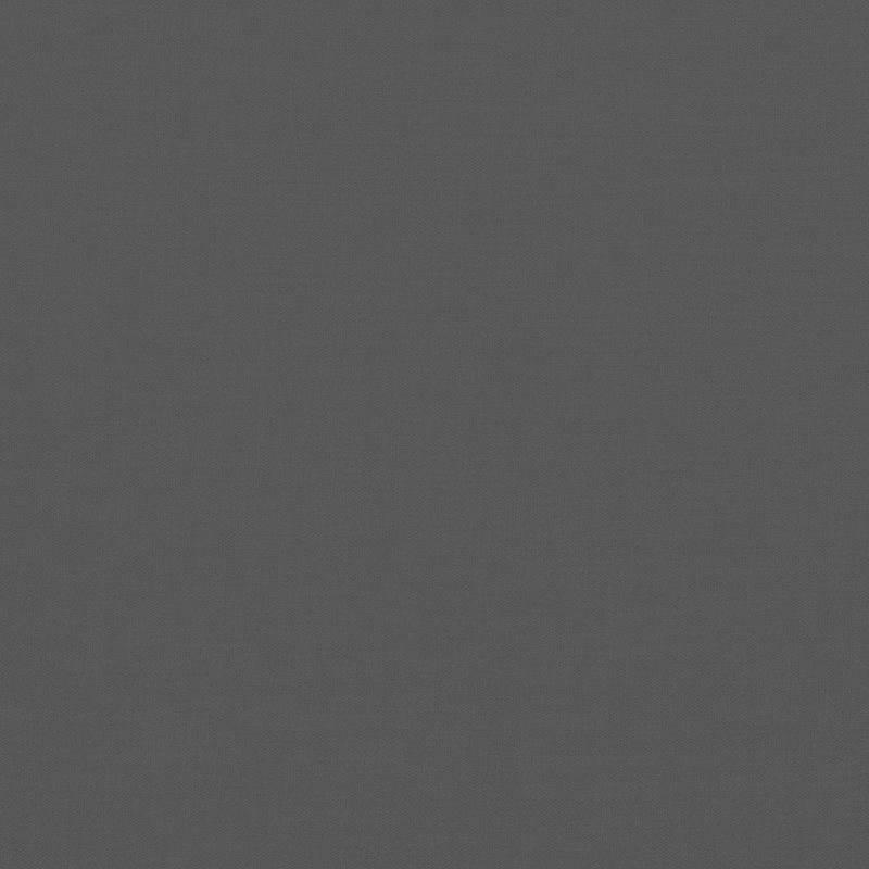 Voile de coton gris anthracite