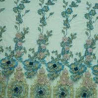 Tissu oriental